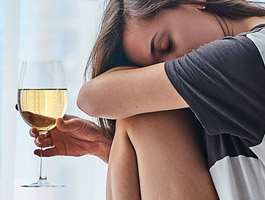 Stress Drinking